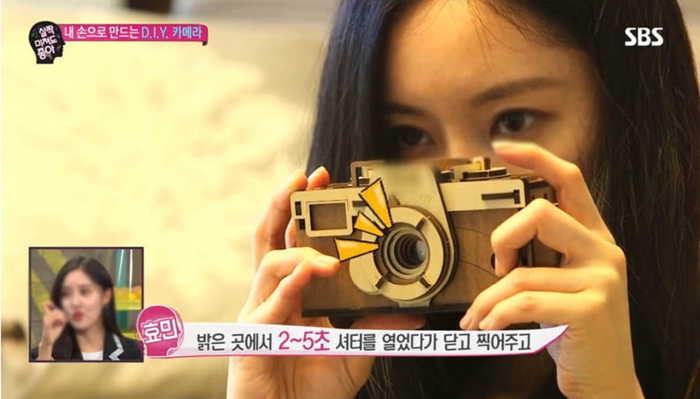 韓國 WOODSUM 木製菲林相機8