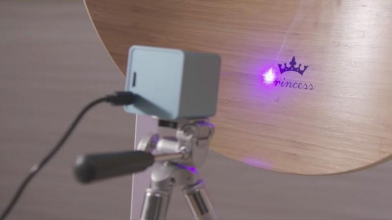 台灣 Cubiio 世界第一台 掌上雷射雕刻機 cubliio-laser-engraver-3
