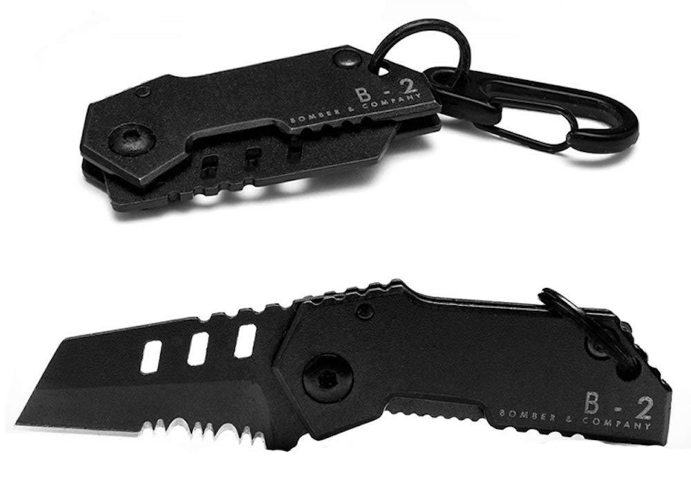 B-2_Nano_Blade_地表最細萬用瑞士刀_不鏽鋼_ 軍用設備_安全鎖機關_多功能不鏽鋼微型_Kickstarter_2