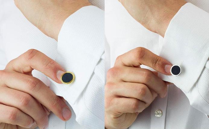 英國 VANACCI 香水持久袖口鈕扣 cover