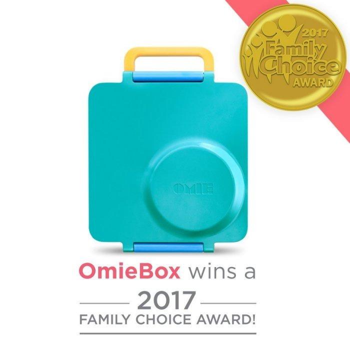 15美國Omiebox保冷保熱三層防漏餐盒