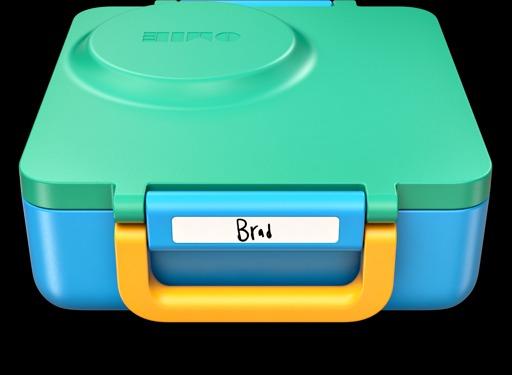 16美國Omiebox保冷保熱三層防漏餐盒