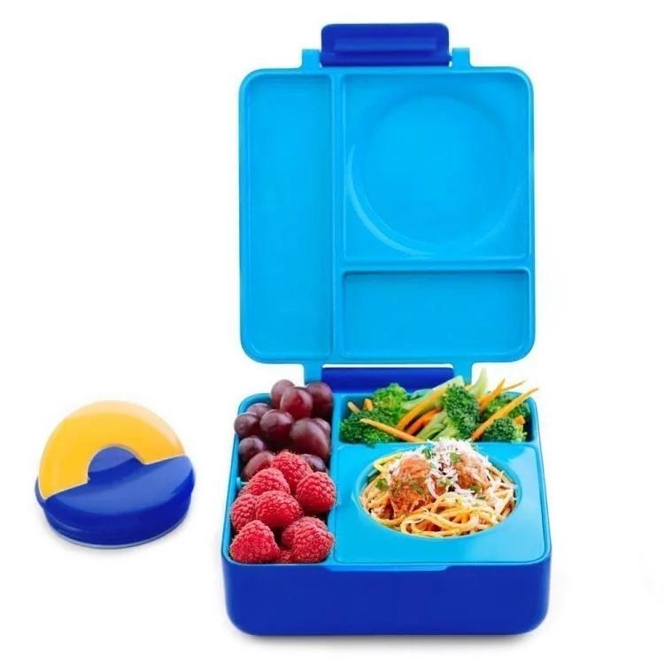 21美國Omiebox保冷保熱三層防漏餐盒