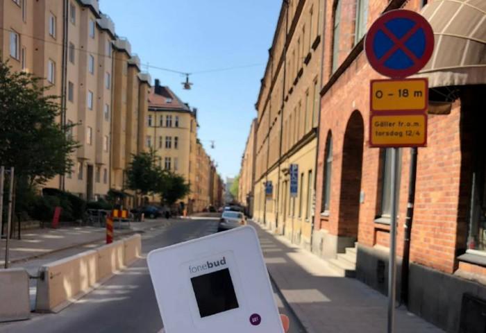Fonebud W 全球4G Wi-Fi 熱點 充電器40