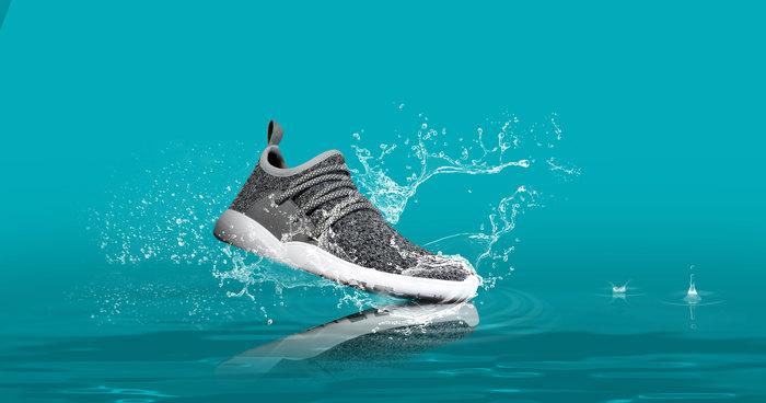 Vessi 全球首對 100% 防水針織 運動鞋