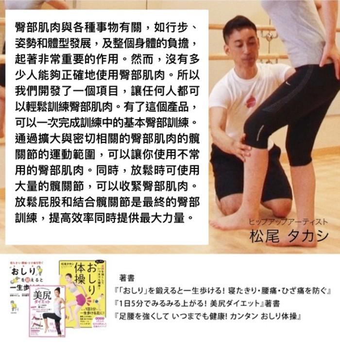日本 PROIDEA 纖腰翹臀 運動板6