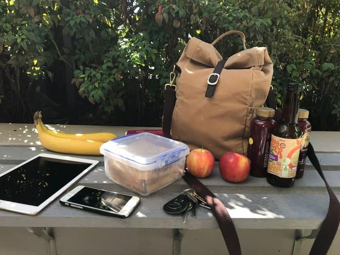 澳洲 NXT 食物保溫 背包20