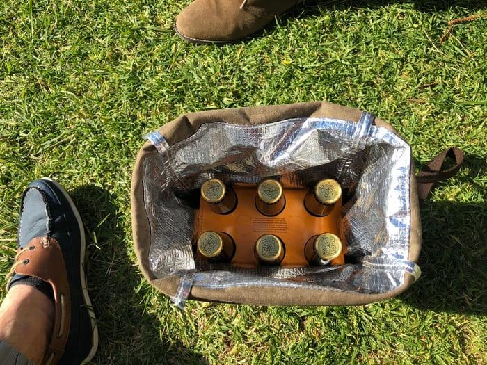 澳洲 NXT 食物保溫 背包24