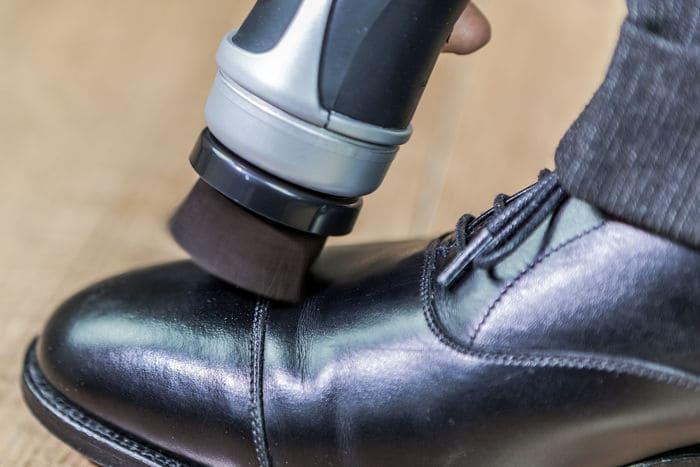 英國 EQUERRY 3合1 擦鞋神器21