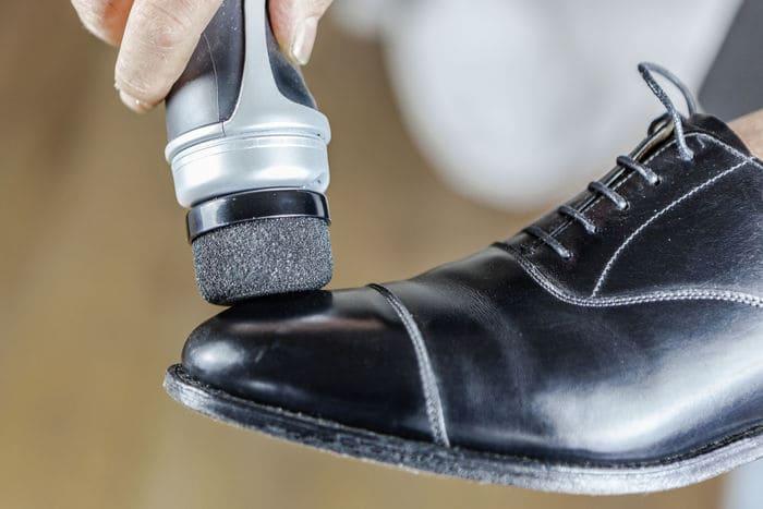 英國 EQUERRY 3合1 擦鞋神器28