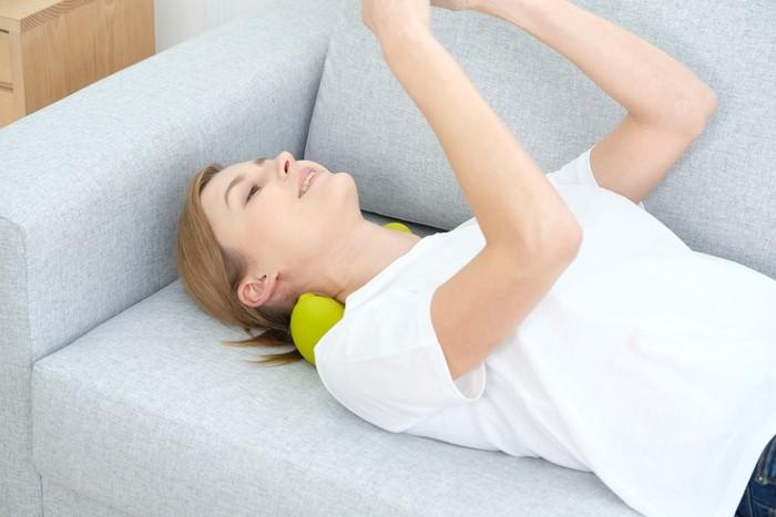 韓國 C-REST V2 趕走肩頸酸痛 按摩枕18