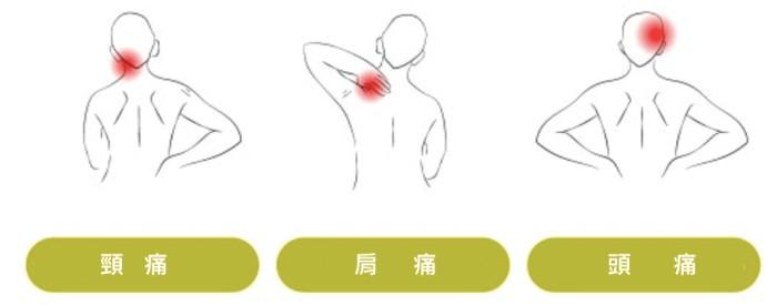 韓國 C-REST V2 趕走肩頸酸痛 按摩枕22