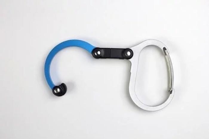 16新一代 美國 Heroclip MINI版 多功能扣環掛勾