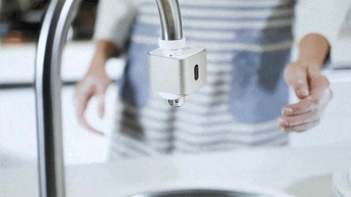 2Autowater Pro 智能感應活性碳過濾水龍頭