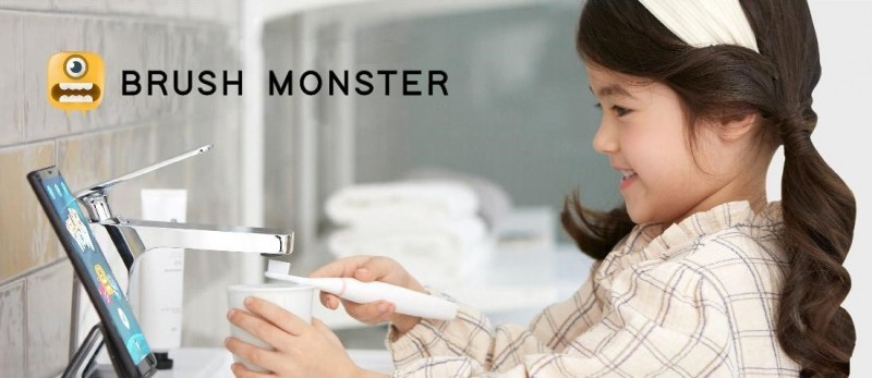 Brush Monster 兒童智能牙刷brushmonster