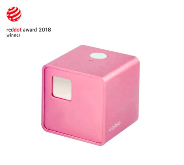 Cubiio Pink