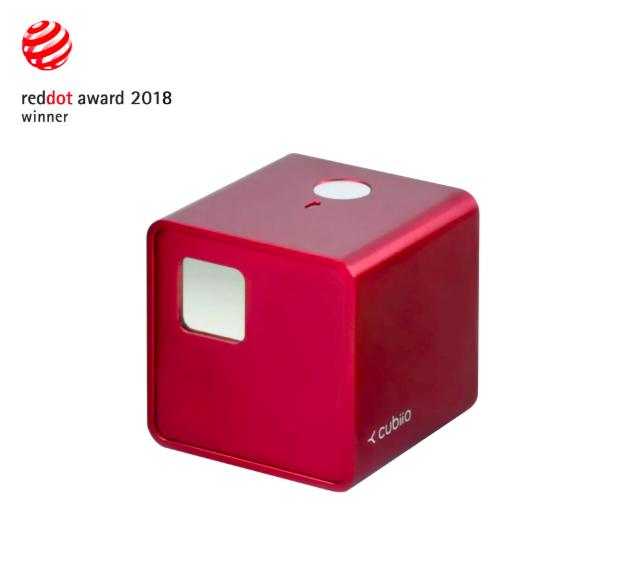 Cubiio Red