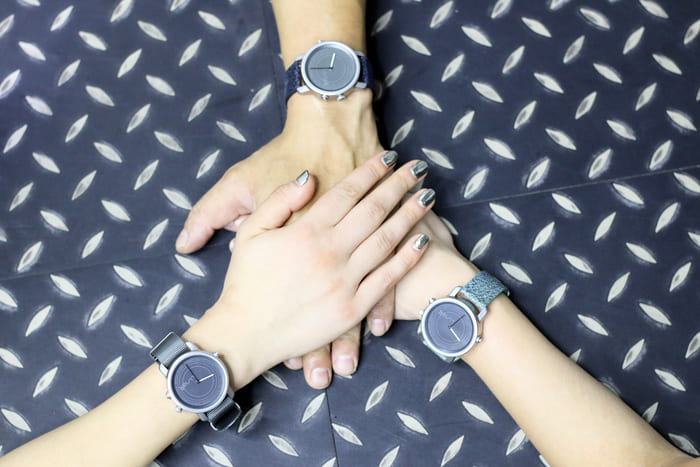 Lunar 首款 太陽能充電 智能手錶16