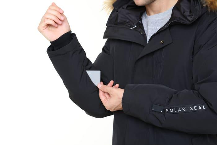 PolarSeal 一鍵發熱外套18