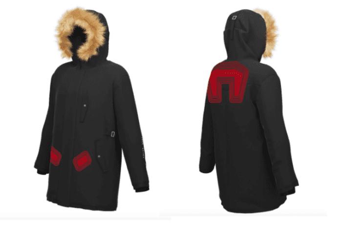 PolarSeal 一鍵發熱外套6
