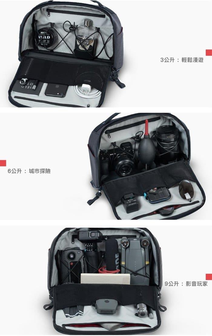 台灣 CROSS SLING 多功能 側肩包13