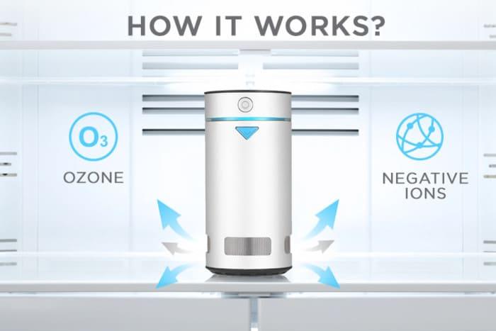 2Gotek 智能 冰箱 消毒除臭器