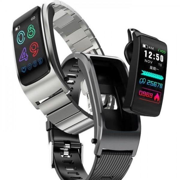 F5 2合1 耳機智能手錶1 2