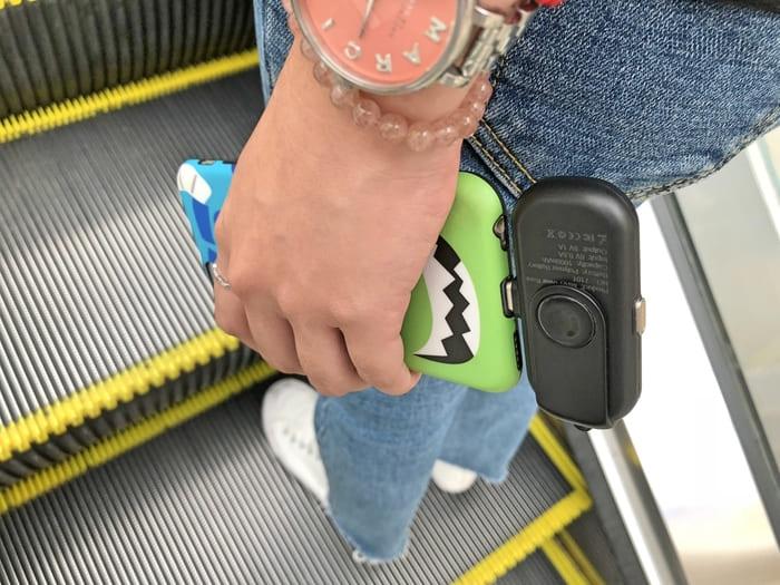 Magpi 手指充電器16
