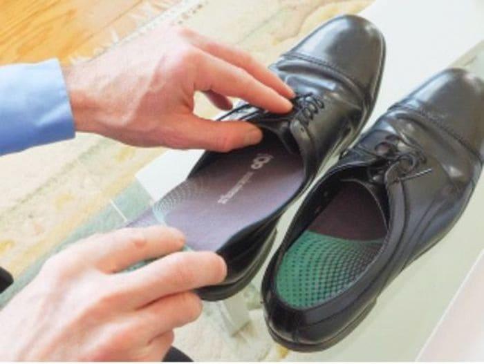 Mimeng 智能APP控温 鞋墊7