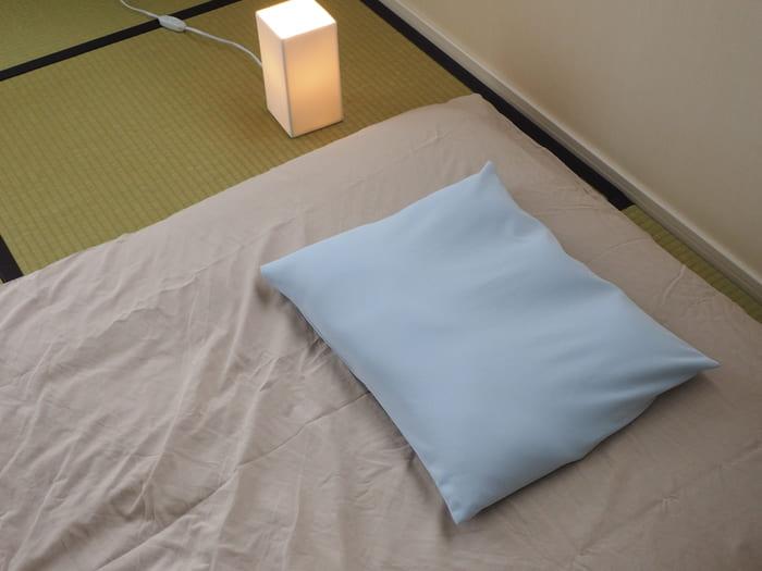 日本 TRIRIA 柔軟珪璪土 枕頭20