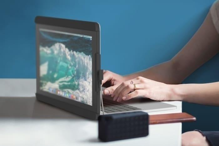 美國 DUEX 筆電 雙屏顯示器21