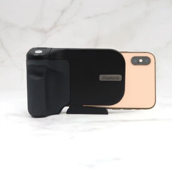 美國 Photogrip 無線充電 手機握把2