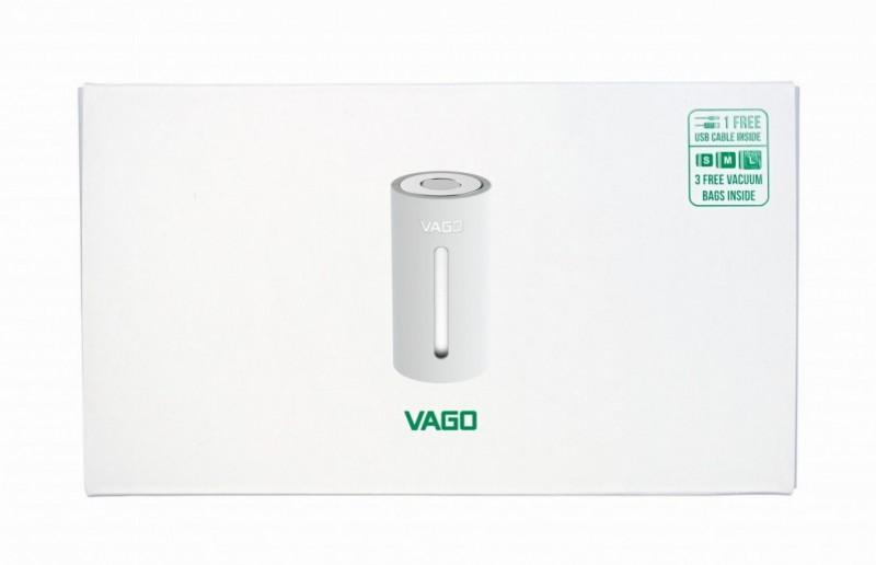 VAGO 旅行真空壓縮神器 黑色特別版套裝1