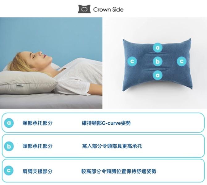 cotton shower pillow5467