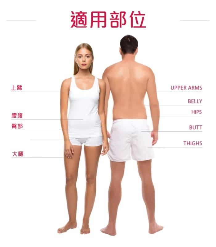 以色列 Silk'n Lipo 首部FDA認證 光電溶脂儀14