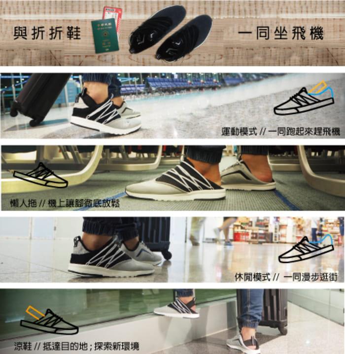 台灣 Nextllen 4合1 多功能運動鞋3