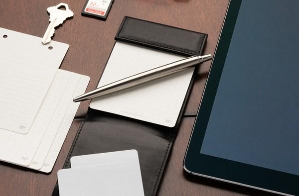 加拿大 KenzaPad 生產力提高 皮革記事本