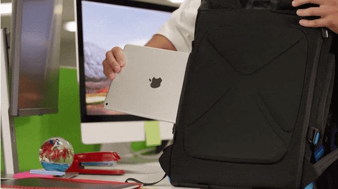 美國 Bagsmart 減重 相機背包 (1)