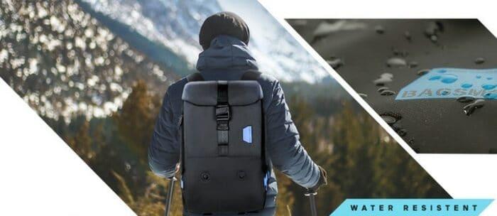 美國 Bagsmart 減重 相機背包10