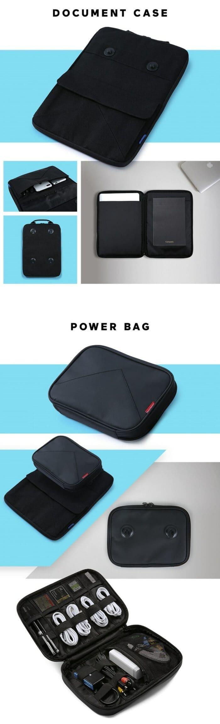 美國 Bagsmart 減重 相機背包12