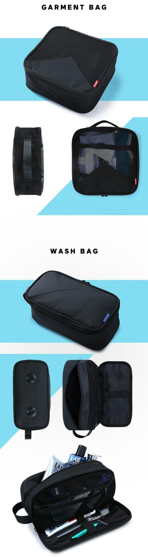 美國 Bagsmart 減重 相機背包9
