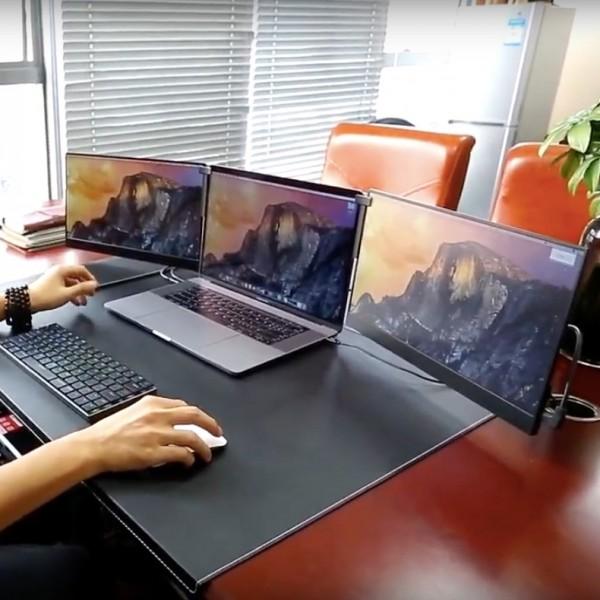 美國 Split 全球首款 外置觸控屏幕 cover