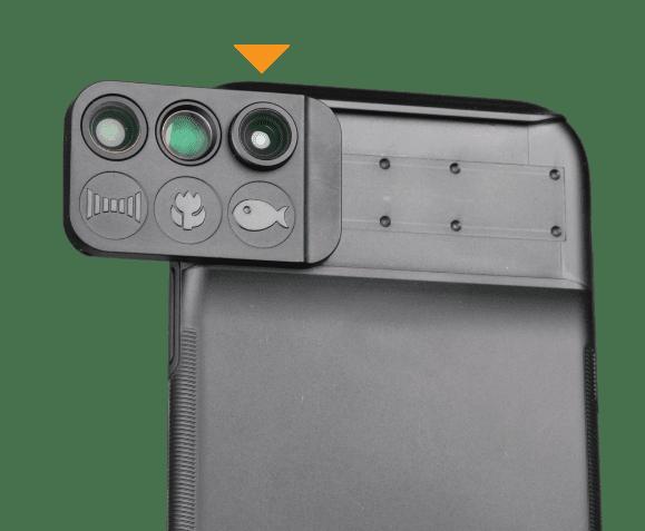 1美國 Switch 6 六合一鏡頭 手機殼xr