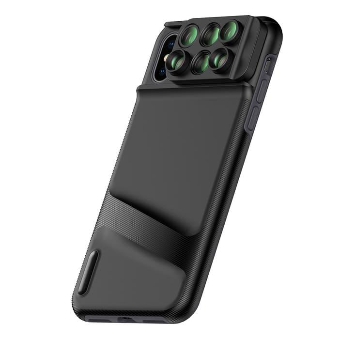 1美國 Switch 6 六合一鏡頭 手機殼xs:xs max