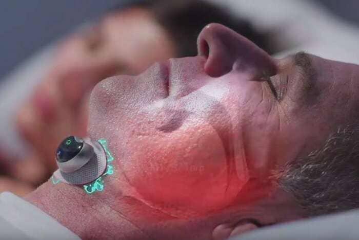 11Snore Circle 智能電子肌肉刺激 止鼾器