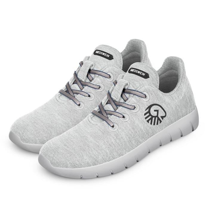 2奧地利 Merino Runners 史上最柔軟 運動鞋031marble淺灰