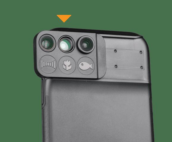 2美國 Switch 6 六合一鏡頭 手機殼xr