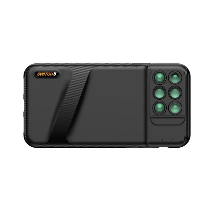 2美國 Switch 6 六合一鏡頭 手機殼xs:xs max
