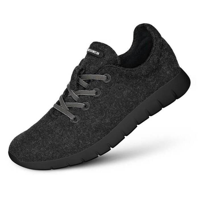 3奧地利 Merino Runners 史上最柔軟 運動鞋029 anthracite 花灰