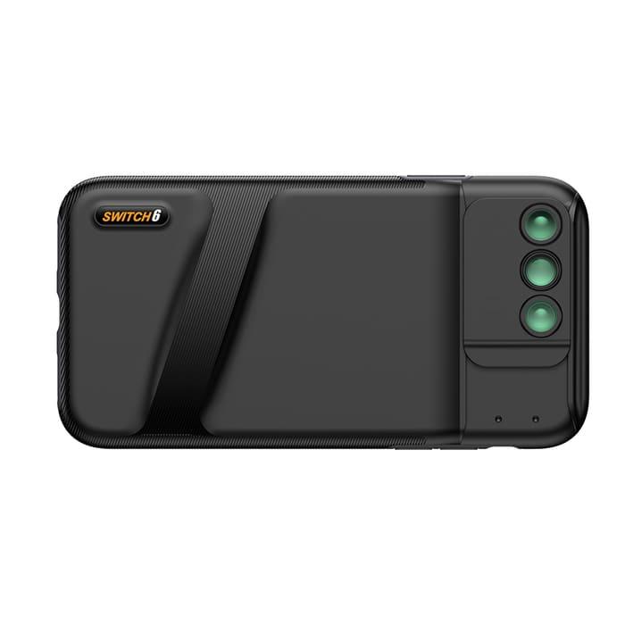 3美國 Switch 6 六合一鏡頭 手機殼xr